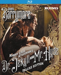 Dr Jekyll BluRay